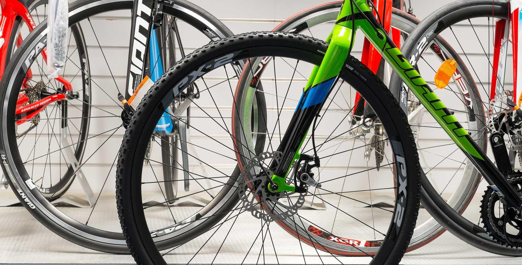 Giant 2016 bikes Cornwall
